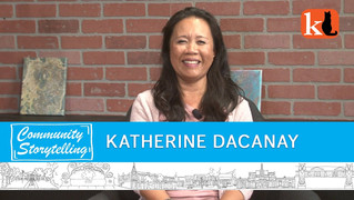 PSYCHIC MEDIUM / KATHERINE DACANAY