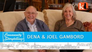 WE LEFT OUR HEARTS IN MONTE SERENO / DENA AND JOEL GAMBORD