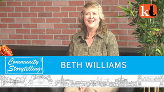 DOMESTIC VIOLENCE DOES NOT DISCRIMINATE / BETH WILLIAMS