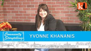 I LOVE TO COOK GOOD FOOD! / YVONNE KHANANIS