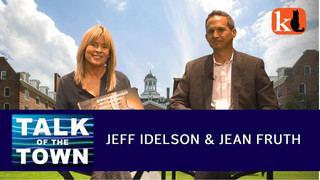 TALK OF THE TOWN FEATURING JEFF IDELSON AND JEAN FRUTH / PART ONE
