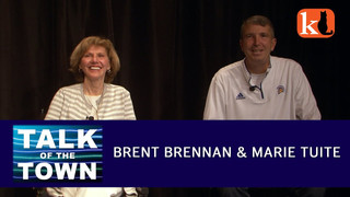 TALK OF THE TOWN FEATURING BRENT BRENNAN & MARIE TUITE