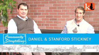 FREEDOM IS DIGNITY / DANIEL AND STANFORD STICKNEY