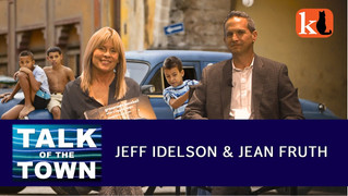 TALK OF THE TOWN FEATURING JEFF IDELSON AND JEAN FRUTH / PART TWO