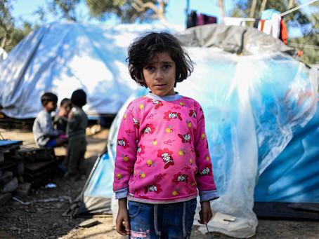 Coronavirus & Moira Refugee Camp