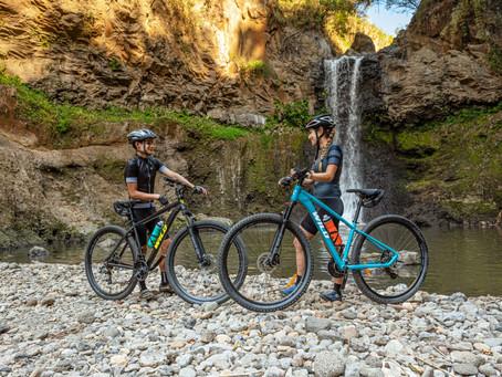 La experiencia y consejos para cletear en los Bike Parks locales.