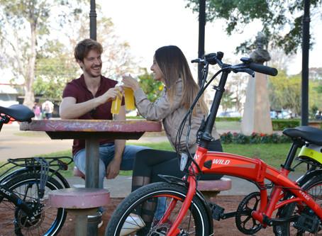 Wild Up Town las mejores Bicicletas para las ciudades de Costa Rica.
