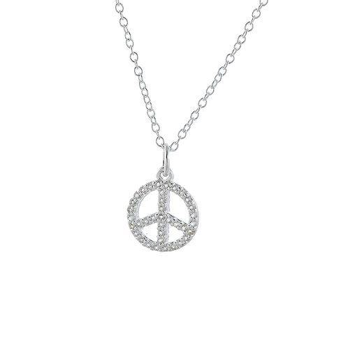 Love & Peace Pendant