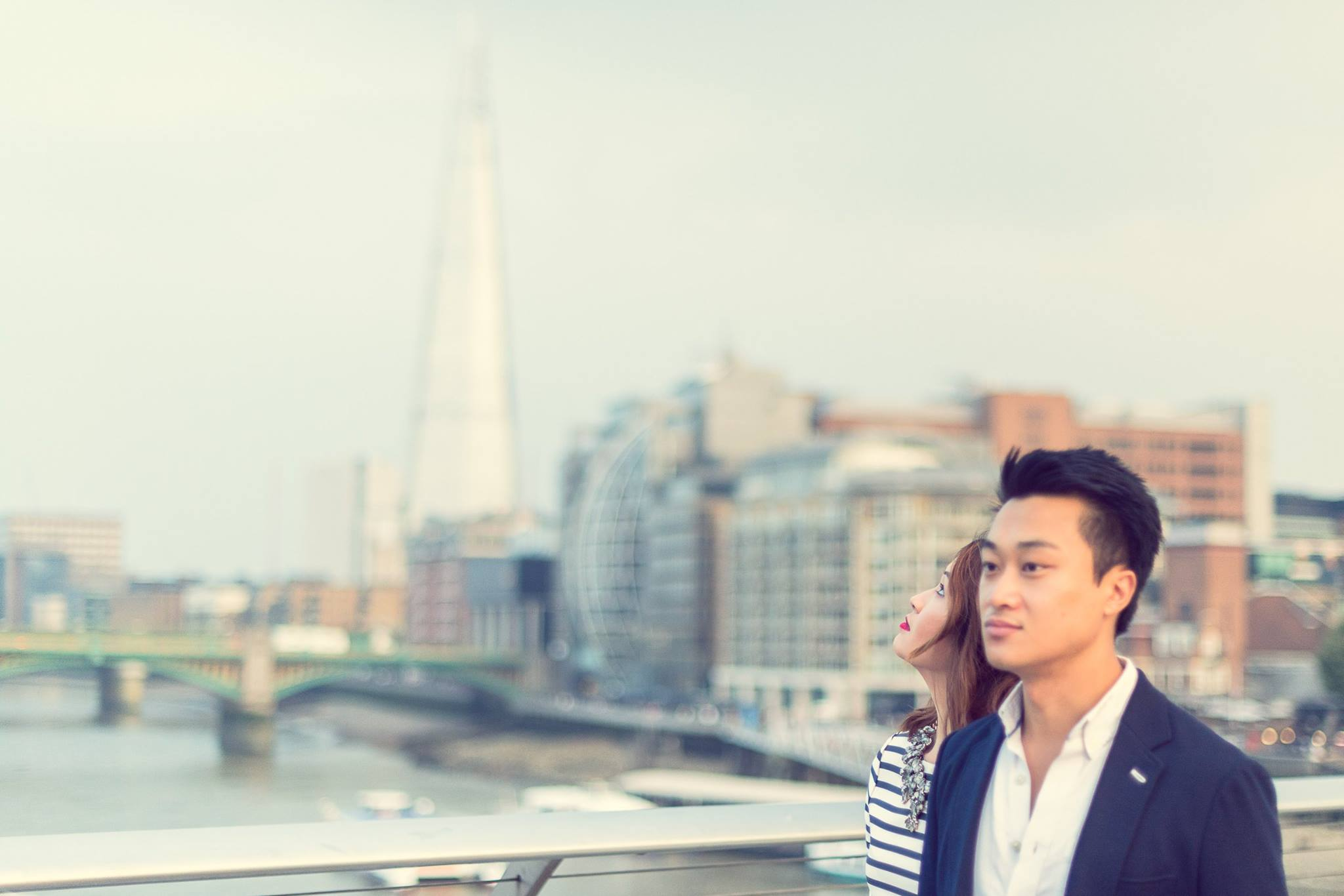 lifestyle shoot asian couple london