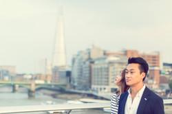 lifestyle shoot asian couple london