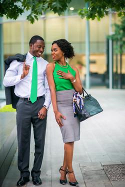 african engagement photoshoot london