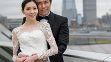 Congratulation to Clare and Michael from Singapore Malaysia