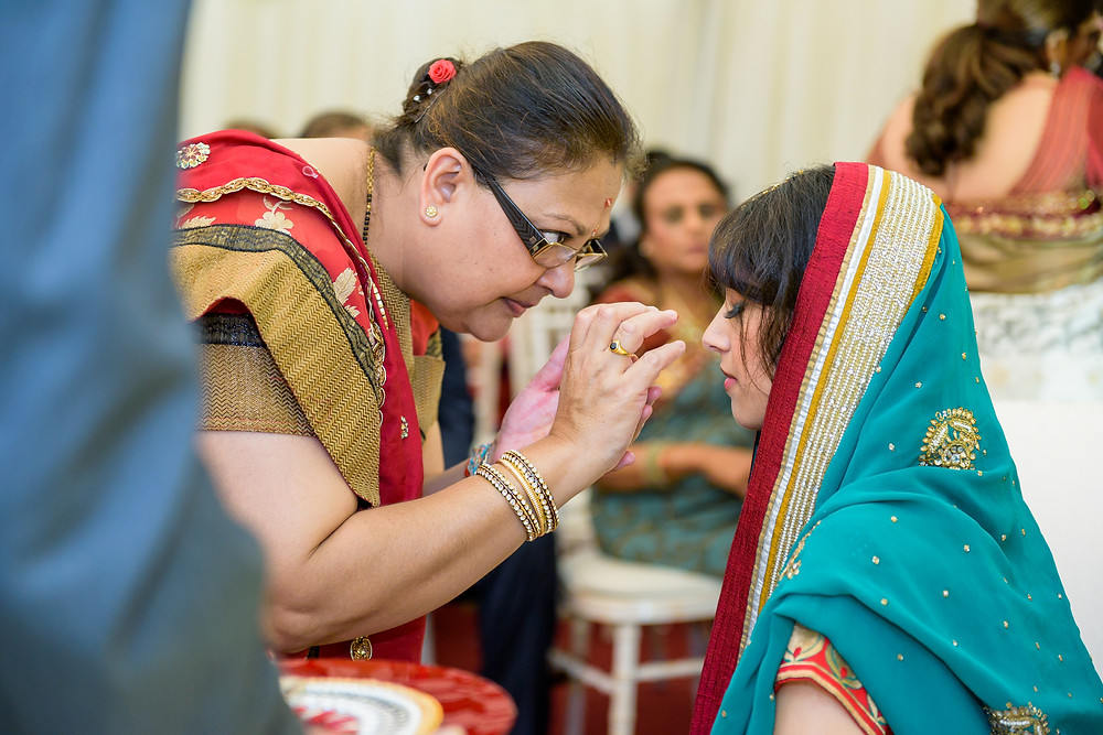 indian engagement ceremony photography east london