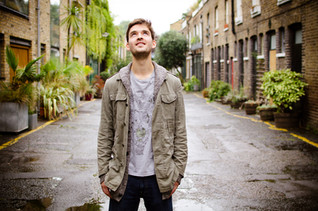 Portrait session in Doughty Mews, London, England.