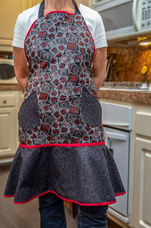 All Dressed Up Apron