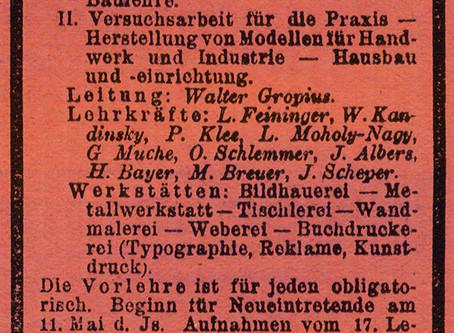 Bauhaus Dessau (Publicidad)