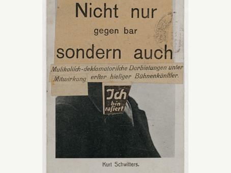 Kurt Schwitters: Poema