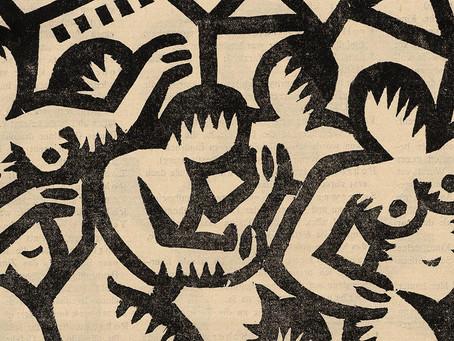 Maria Uhden: xilografías