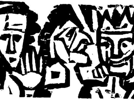 Georg Heym: Una mueca grotesca