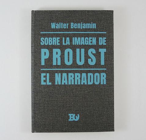 Walter Benjamin Sobre la imagen de Proust Buchwald