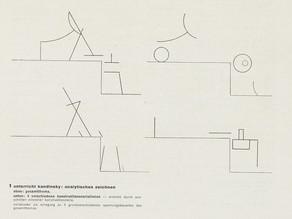 Wassily Kandinsky: Dibujo analítico (1er semestre)
