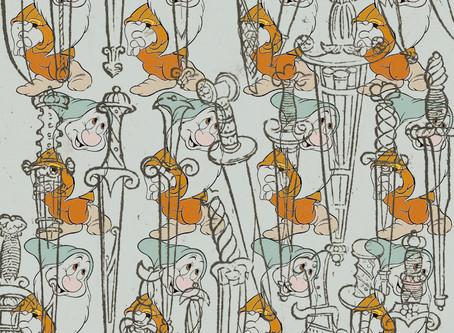 Hermanos Grimm: Blancanieves, versión de 1812