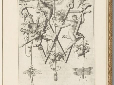 Johann Theodor de Bry (1528-1598): Capitulares