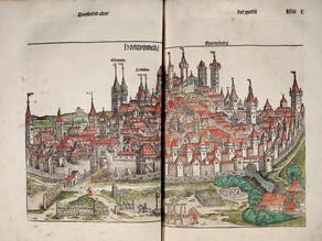 Crónica de Núremberg: Michael Wolgemut (1434-37 / 1519)