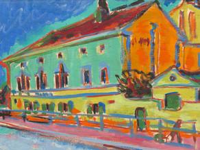 René Schickele: Expresionismo