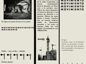László Moholy-Nagy: La nueva tipografía