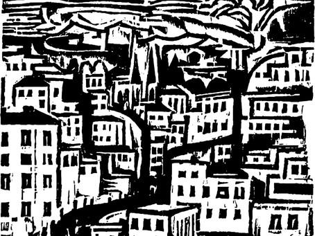 Georg Heym: La ciudad