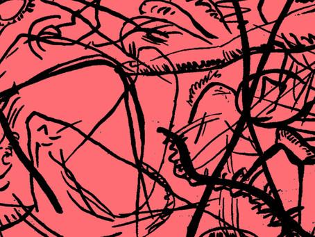 Wassily Kandinsky: portadas en la Sturm, 1912-1914