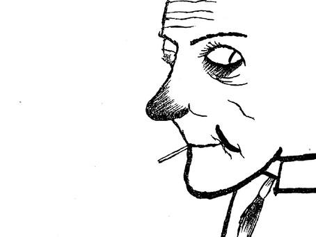 Hans Fallada: Delincuente sueña con la celda (1931)
