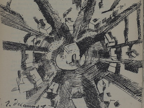 Ivan Goll: El expresionismo muere