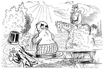 Wilhelm Busch: El señor Pumps