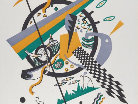 Wassily Kandinsky: Pedagogía del arte