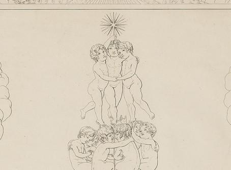 Philipp Otto Runge: La mañana (1803-1805)