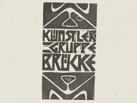 """Ernst Ludwig Kirchner: Manifiesto de """"Die Brücke"""", 1906"""
