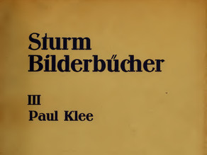 Sturm Bilderbücher: Paul Klee