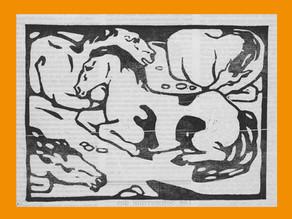 Franz Marc: Sobre los animales en el arte