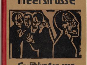 Ernst Ludwig Kirchner: Xilografías para Neben der Heerstraße (1923) de Jakob Bosshart
