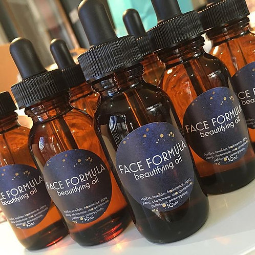 Face Formula - Beautifying Oil