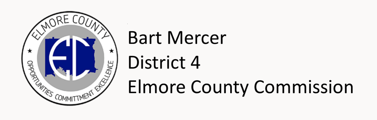 Bart Mercer County Commission 8.2020