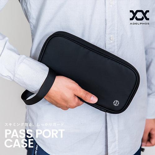 スキミング防止パスポートケース02