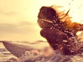 Deja que tu genta vaya a hacer surf