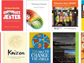 14 books – practical knowledge for Coaching Agile Transitions.