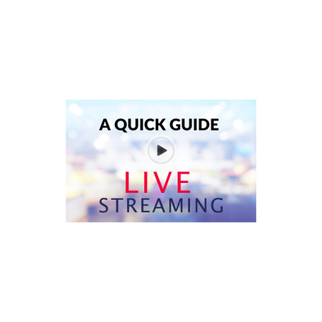 A Quick Guide to Streaming Our Services