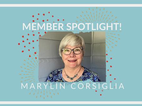 Member Spotlight: Marylin Corsiglia!