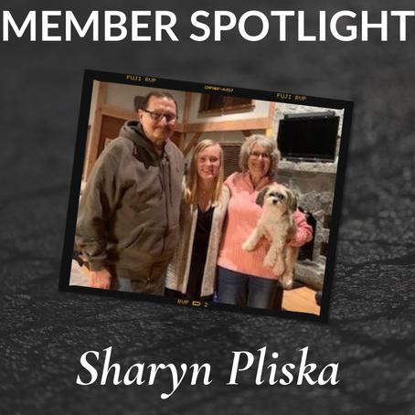 Member Spotlight: Sharyn Pliska