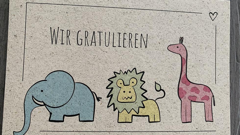 Animal friends - wir gratulieren